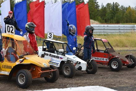 Nadym held competitions in road cross, dedicated to the City Day