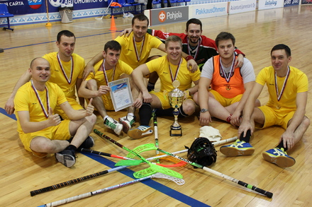 Employees of OJSC Severneftegazprom conquer a new sport